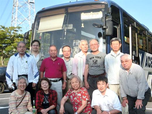本州最東端への見学会